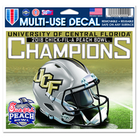 Bowl Champ Multi Use Decal