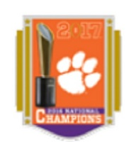 National Champs Lapel Pin