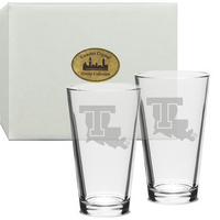 Set of Two Beer Glasses   (online only)