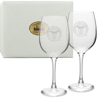 Red Wine Glass Set of 2 (Online Only)