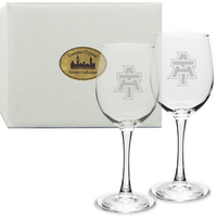 White Wine Glass Set of 2 (Online Only)