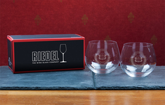 Riedel Chardonnay Stemless Wine Glasses