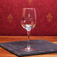 White Wine Glass 12 oz