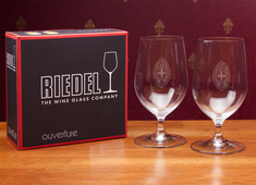 Riedel Beer Glass Set of 2
