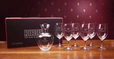 Web Riedlel Wine Set (Online Only)