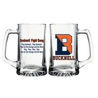 Bucknell Glass Tankard
