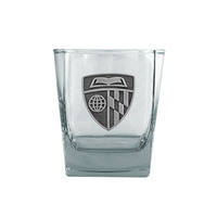 Square Rocks Glass
