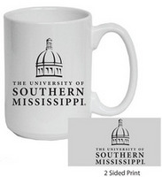 Southern Mississippi Eagles Elgrande Coffee Mug