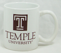 Temple Coffee Mug