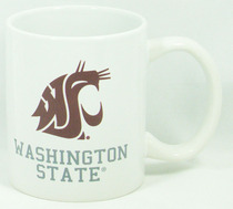 Washington State Cougars Coffee Mug