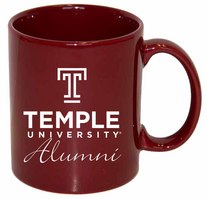 Temple Alumni Coffee Mug