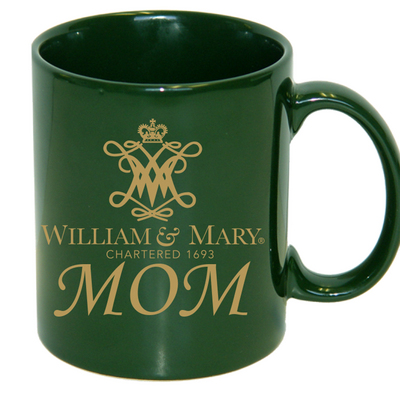 William and Mary Mom Coffee Mug