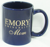 Emory Eagles Mom Coffee Mug