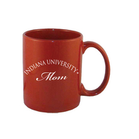 Indiana Hoosiers Mom Coffee Mug