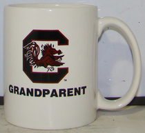 South Carolina Gamecocks Grandpa Coffee Mug