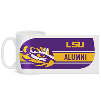 LSU Tigers Color Max Alumni Mug