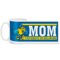 Delaware Blue Hens Color Max Mom Mug