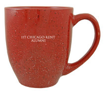 Bistro Style Speckled Ceramic Mug