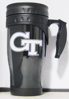Georgia Tech Acrylic Travel Mug with Handle
