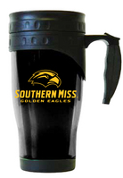 Southern Mississippi Eagles Acrylic Travel Mug with Handle