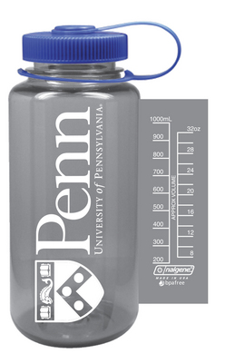 Penn On The Go Wide Mouthed Nalgene Bottle