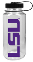 LSU Tigers Nordic Company Widemouth Nalgene Bottle