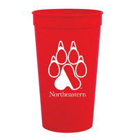 Northeastern Huskies Tumbler