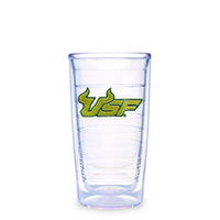 South Florida Bulls 16 Oz Tumbler by Tervis Tumbler
