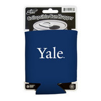Yale Bulldogs Collapsible Can Hugger