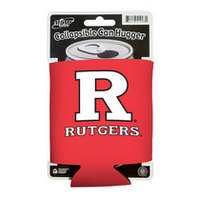 Rutgers Scarlet Knights Collapsible Can Hugger