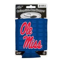 Ole Miss Collapsible Can Hugger