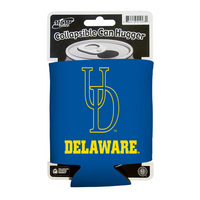 Delaware Blue Hens Collapsible Can Hugger