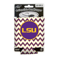 LSU Tigers Collapsible Can Hugger