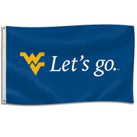 WVU Mountaineers Flag