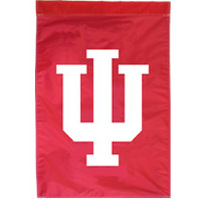 Indiana Hoosiers Embroidered/Appliqued Home Banner