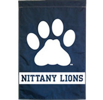 Penn State Nittany Lions Embroidered/Appliqued Home Banner