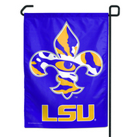 LSU Tigers Garden Flag from Wincraft