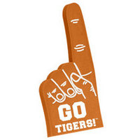 Clemson Tigers Foam Finger