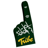 William and Mary Foam Finger