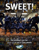 SWEET! Journey 201213 LaSalle Mens Basketball