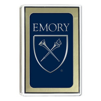 Emory Eagles Deck of Cards