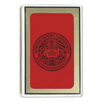 Northeastern Huskies Deck of Cards