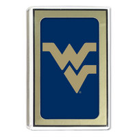 WVU Mountaineers Deck of Cards
