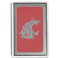 Washington State Cougars Deck of Cards