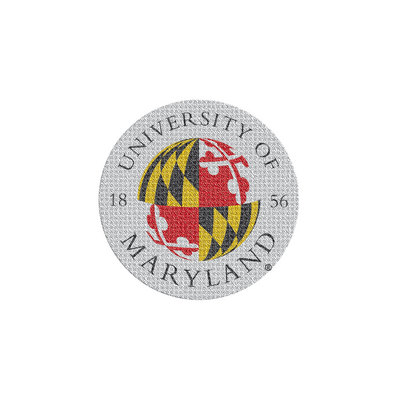 University of Maryland MCM Embroidered Patch