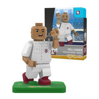 COLLEGE FOOTBALL CAMPUS LEGENDS MINIFIGURES Yell Leader