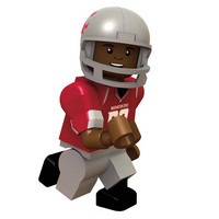 COLLEGE FOOTBALL CAMPUS LEGENDS MINIFIGURES Deone Bucannon