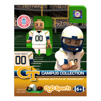 COLLEGE FOOTBALL CAMPUS COLLECTION MINIFIGURES