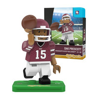COLLEGE FOOTBALL CAMPUS LEGENDS MINIFIGURES Dak Prescott
