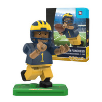 COLLEGE FOOTBALL CAMPUS LEGENDS MINIFIGURES Devin Funchess